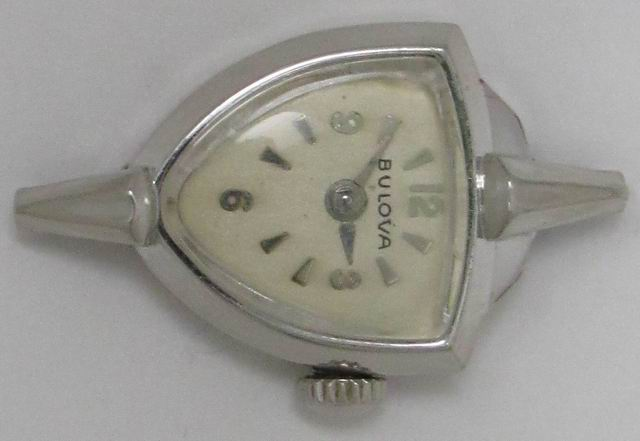 1962 Bulova Dolly Madison watch