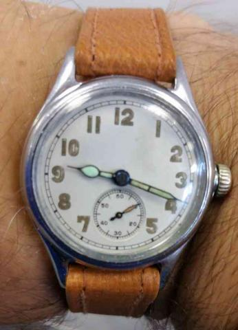 1944 Bulova Military Issued watch