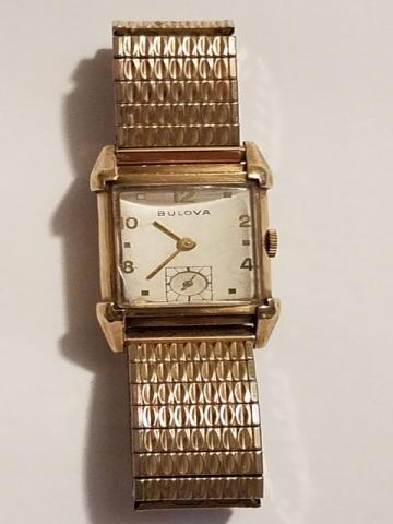 1947 Bulova His Excellency watch