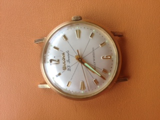1962 Regatta Bulova watch