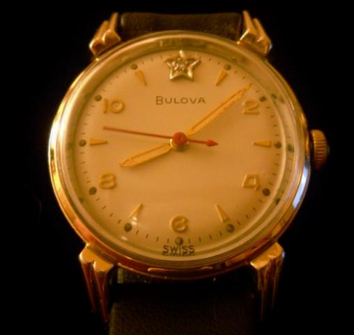 1956 L6 Bulova Sea King watch