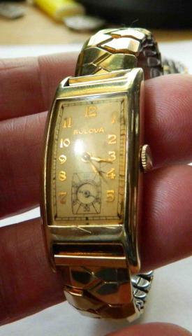 1937 Bulova Minute Man