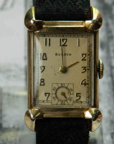 1949 Bulova His Excellency NN