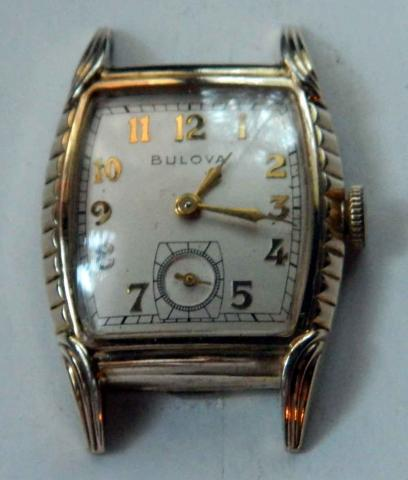 1951 Hawley Bulova watch