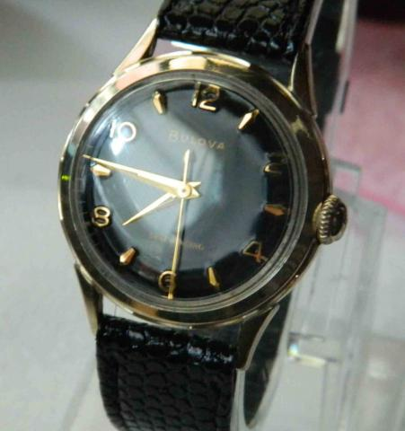 1957 Bulova Midnight Clipper