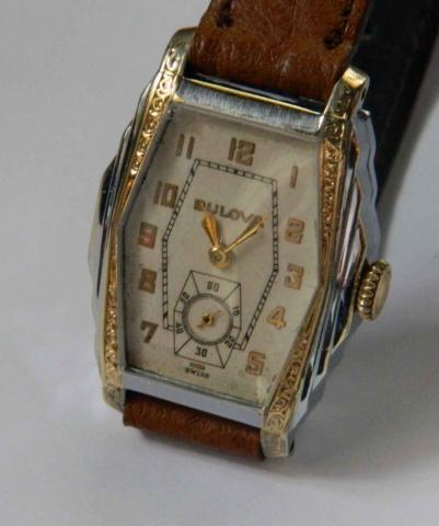 1932 Kirkwood Bulova watch