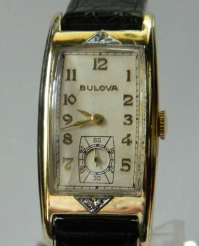 1938 Minuteman Bulova watch
