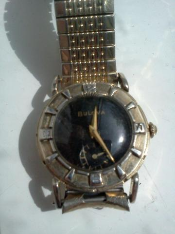 Bulova watch Air King 6/8/2012
