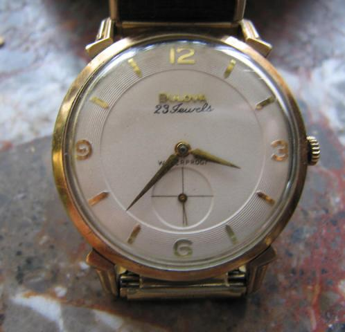 Trudeman 1959 His Excellency Bulova watch 11 26 2013