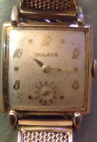 wangbow 1950 Bulova Franklin 52915