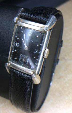 1946 Ambassador Bulova watch