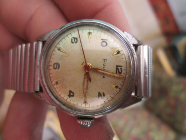 Bulova watertite 1951