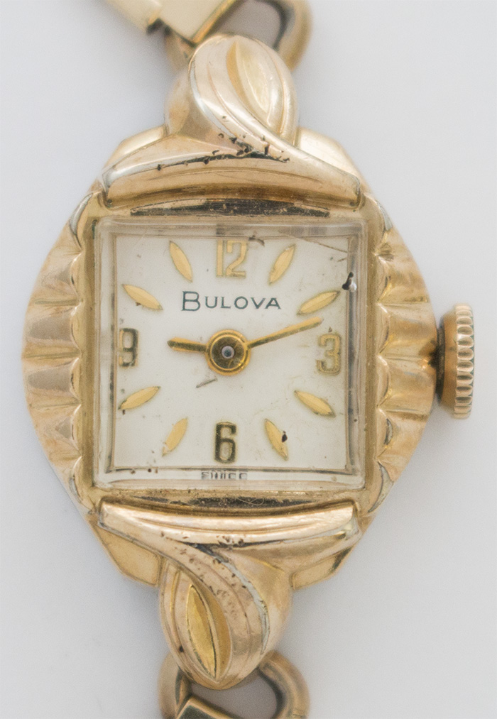 Jose Serra 1967 Bulova watch