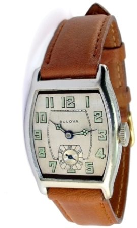 Bulova Governor c1928 watch